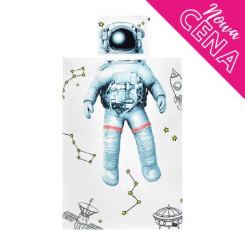 pościel z astronautą