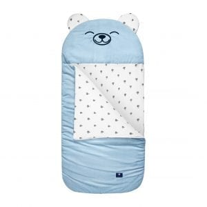 śpiwór do spania dla przedszkolaka