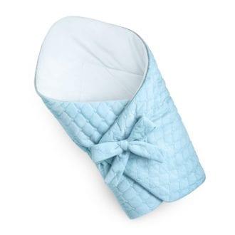 rozek niemowlecy szaro niebieski 2264