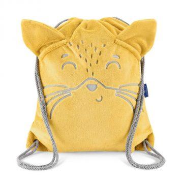 plecako worek truskawkowy kotek 2278