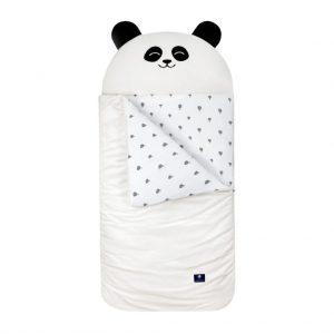 spiworek sleepover small biala panda 2494
