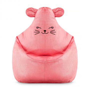 puf truskawkowy kotek 2977