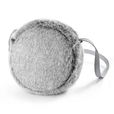 handbag grey