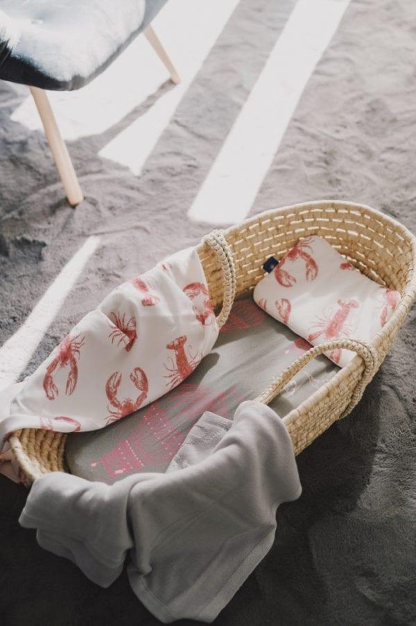 otulacz kocyk poduszka kosz mojzesza