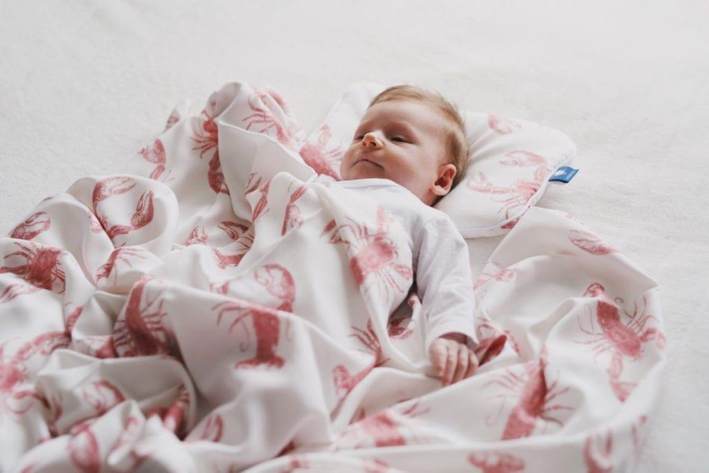 poduszka dla niemowlat