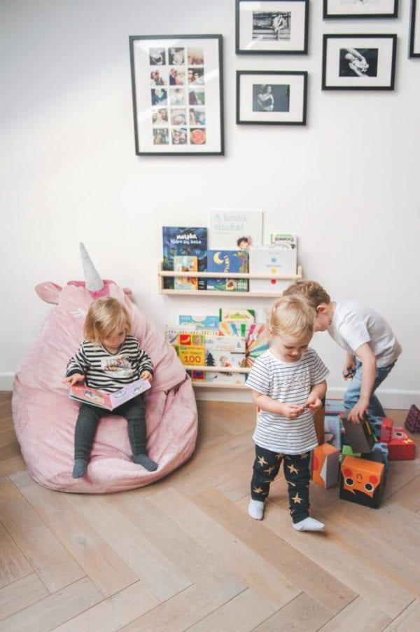 puf jednorozec dzieci zabawki