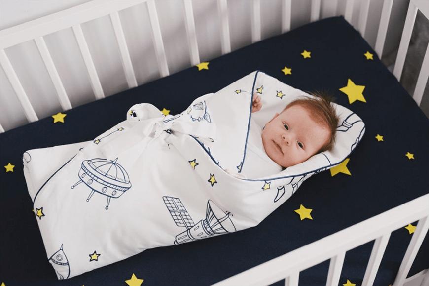 bezpieczny pokoj dla niemowlaka