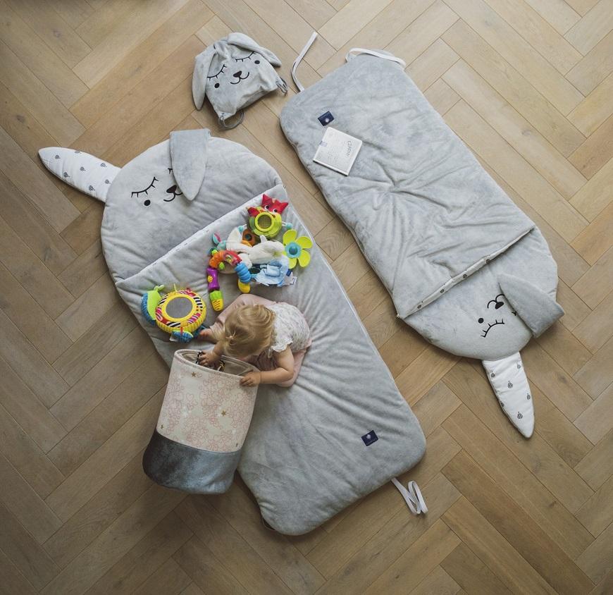 Śpiworek dla dziecka.
