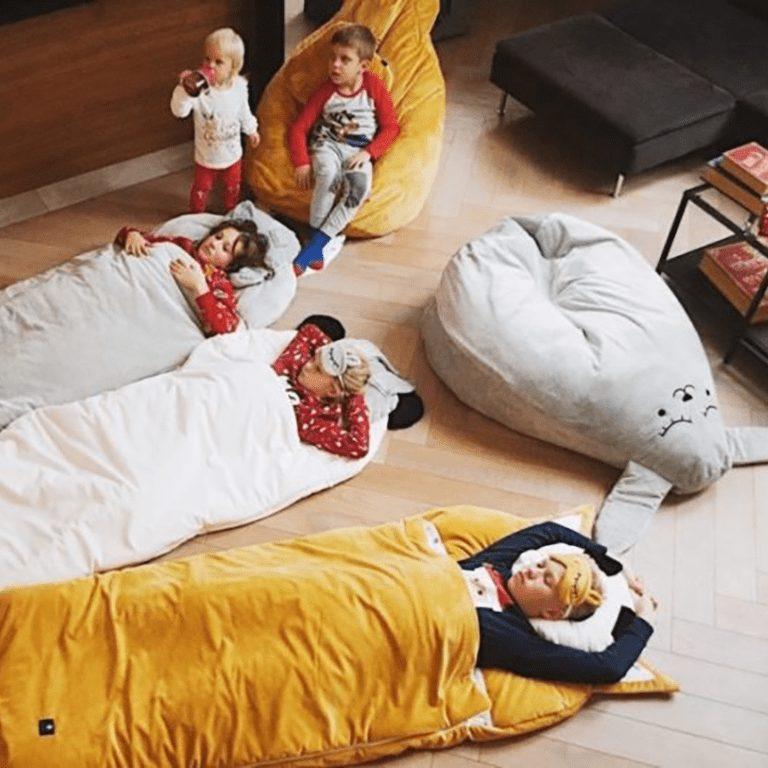 nocowanie dziecka poza domem zg