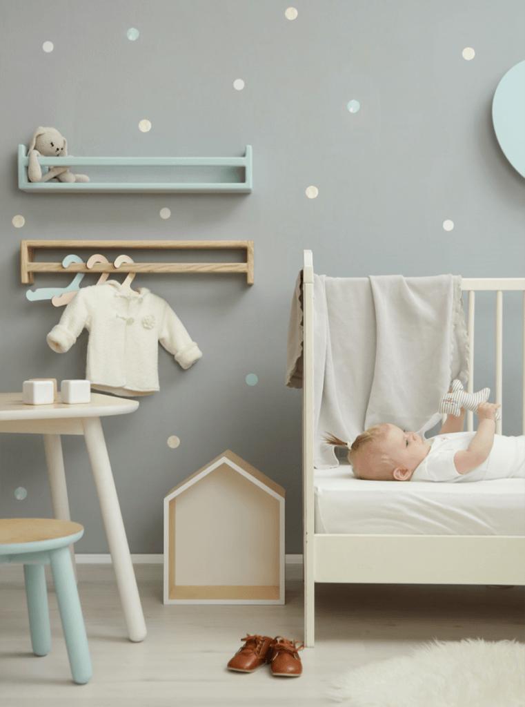 ozdoby na sciane do pokoju niemowlaka