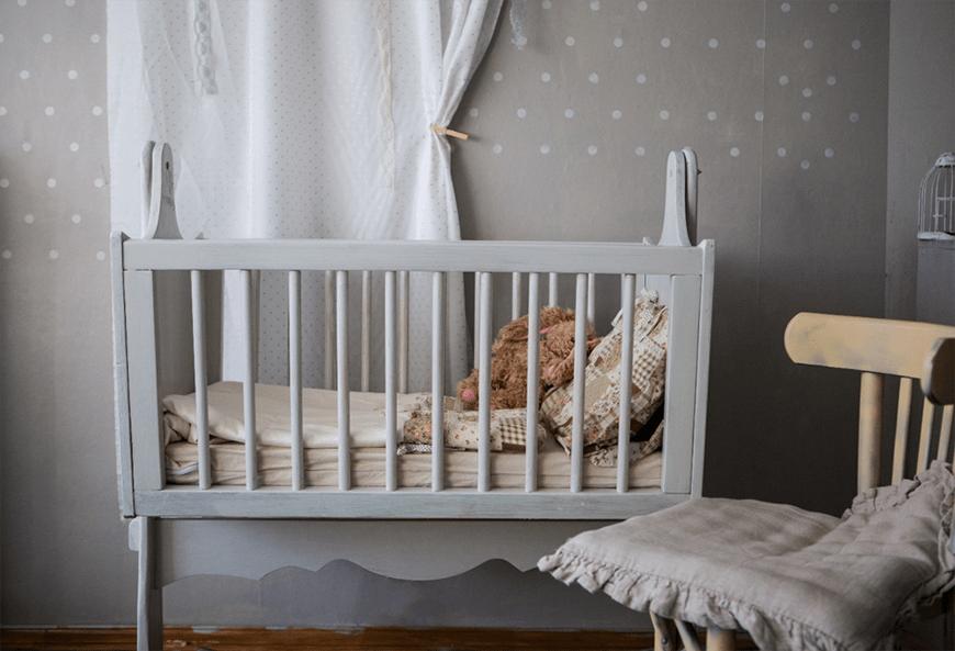 pokoj dla niemowlaka aranzacje