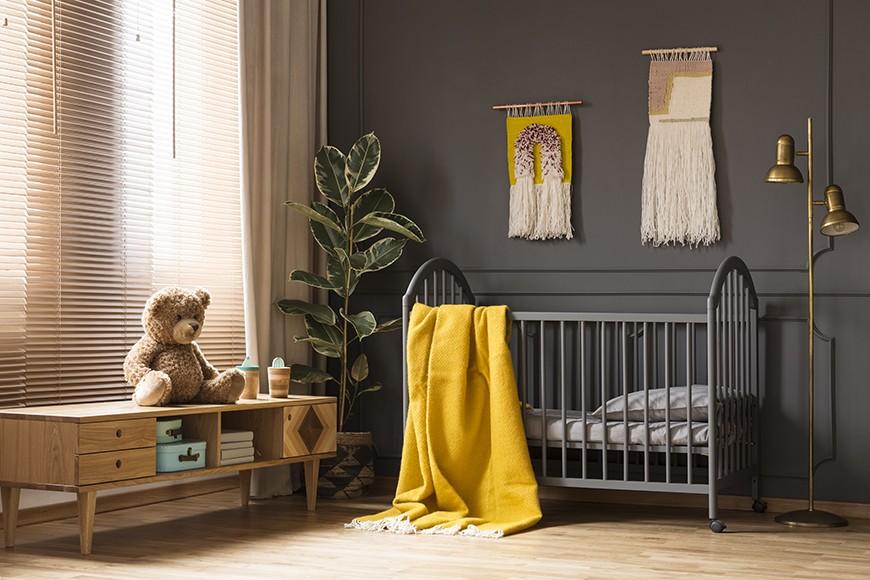 pokoj dla niemowlaka inspiracje