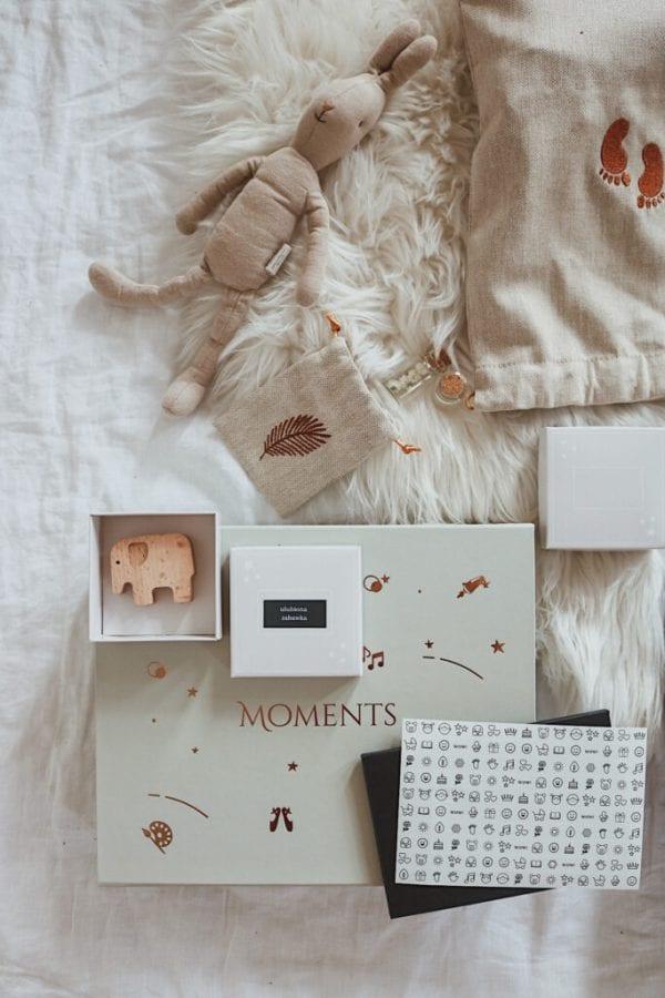 Moments box akcesoria