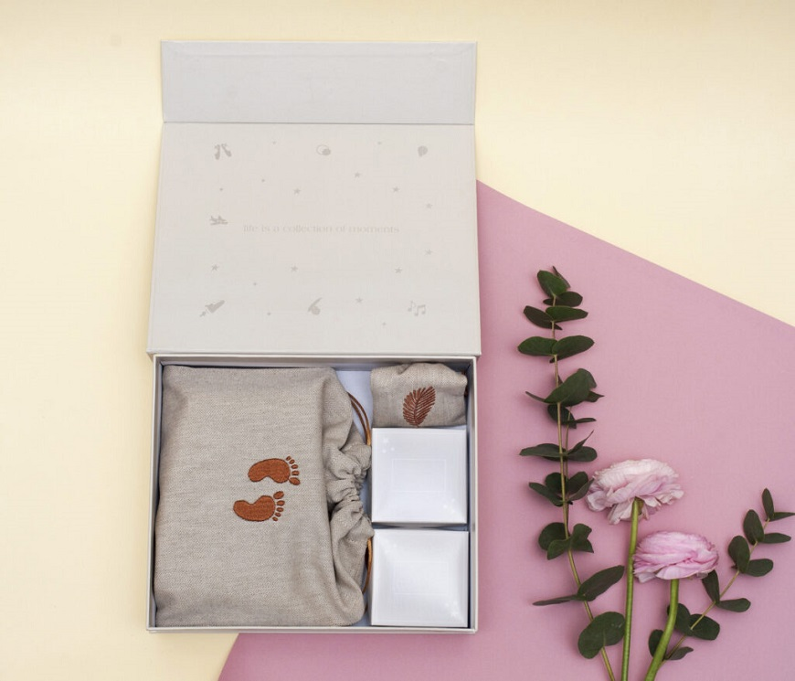 moments box beige