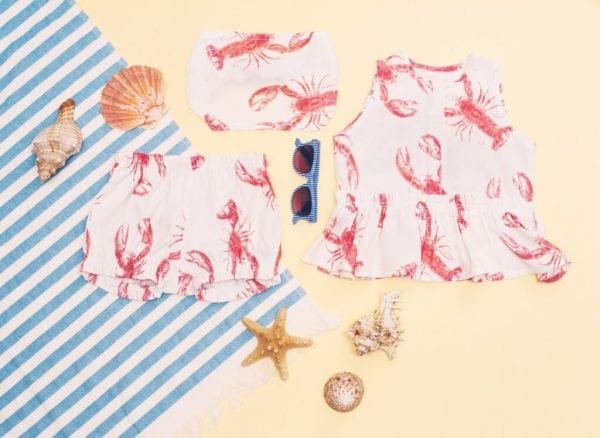 199b398f bloomersy bluzeczka z baskinka opaska lobster pink