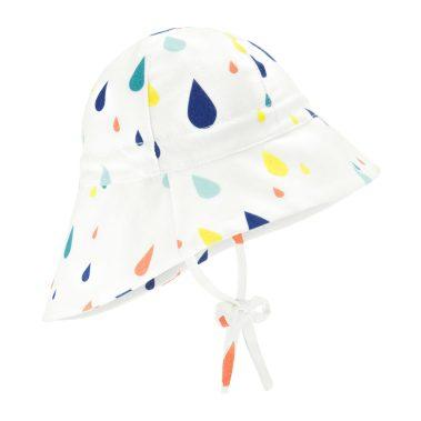 kapelusz z przedluzonym tylem drops