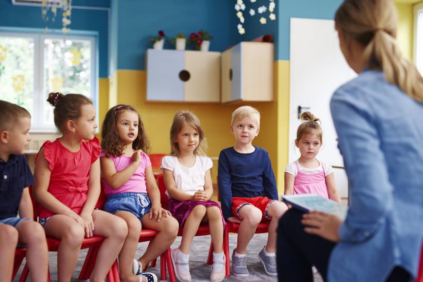 Dziecko nie chce chodzić do przedszkola.
