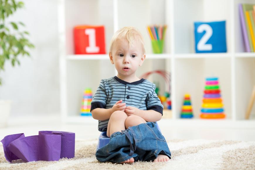Jak skutecznie odpieluchować dziecko?
