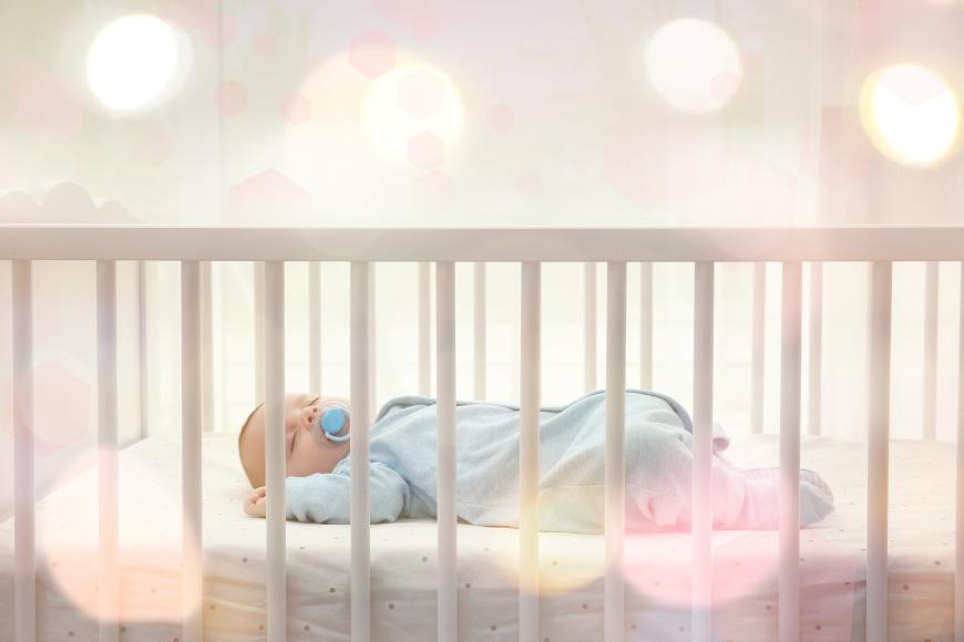 Ubieranie dziecka do snu