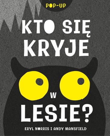 Kto się kryje w lesie? - Mamania