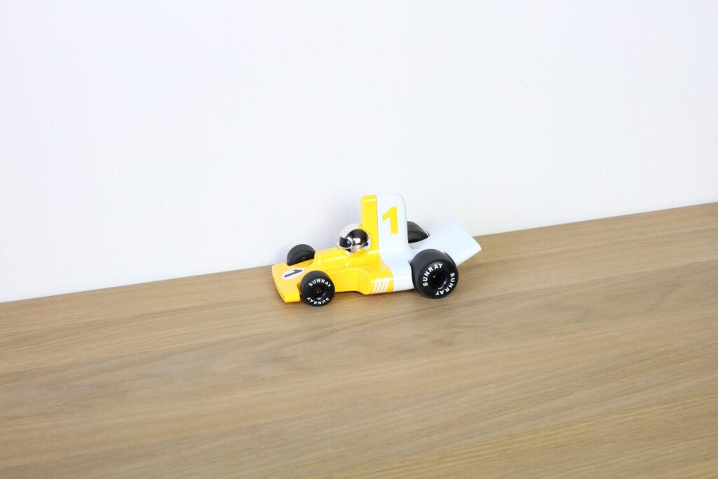 Playforever samochodzik bolid dla dziecka PL VF303 Verve Velocita Jacques