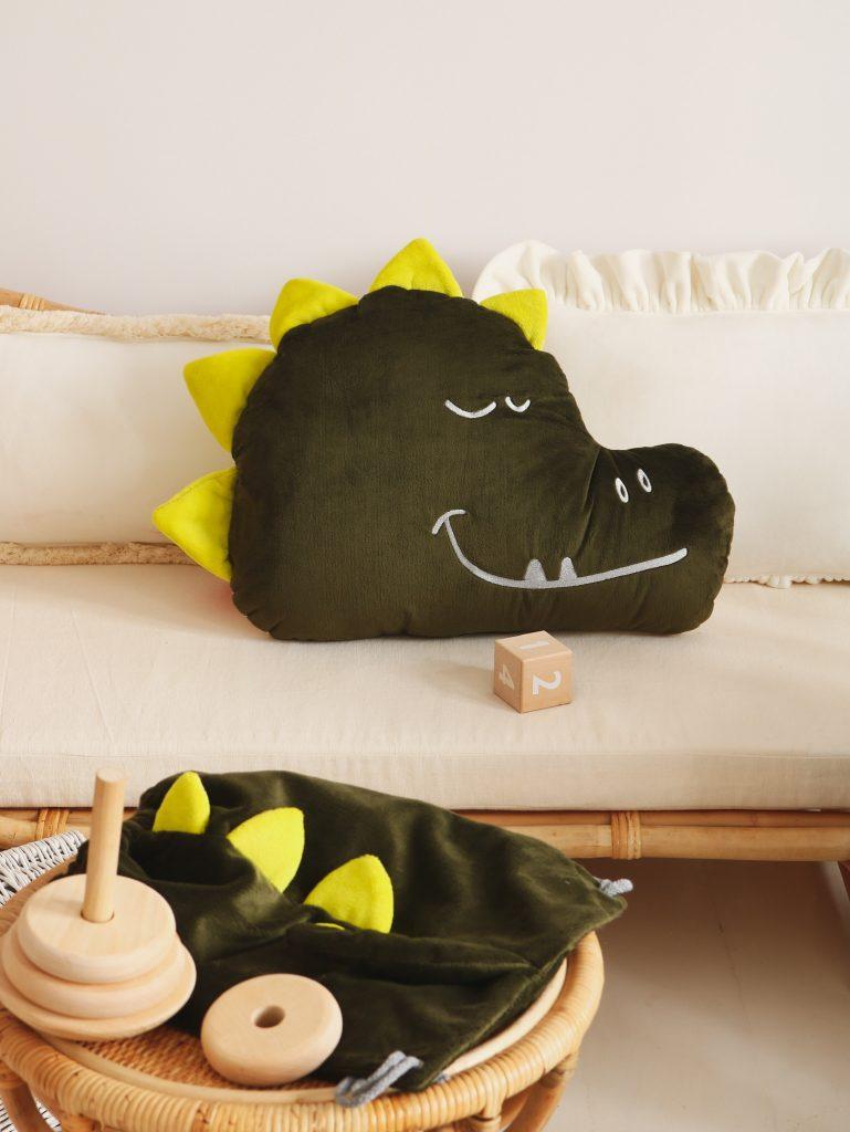 poduszka , plecako-worek