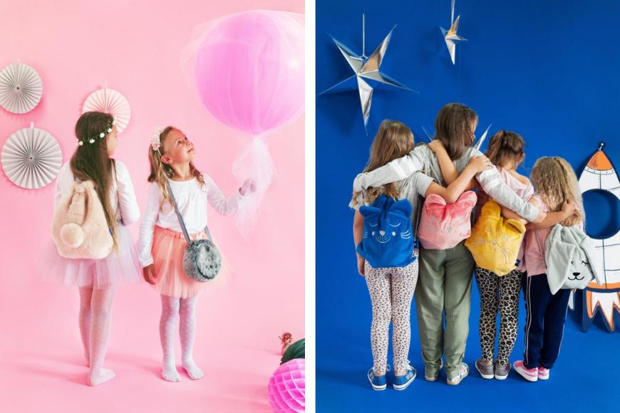 Prezenty dla 5-latka - plecaczki