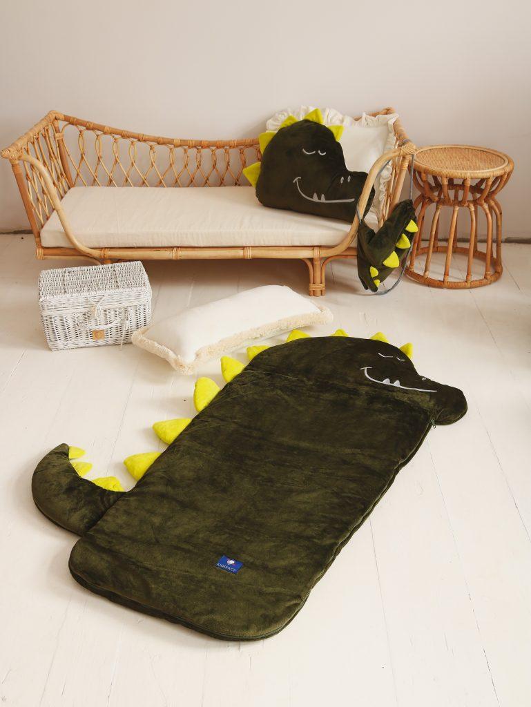 śpiworek , poduszka , plecako-worek