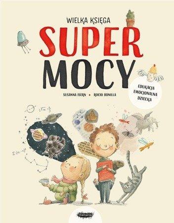 Wielka księga supermocy - Mamania