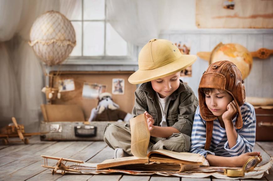 Jak zachęcić 6-latka do nauki czytania?