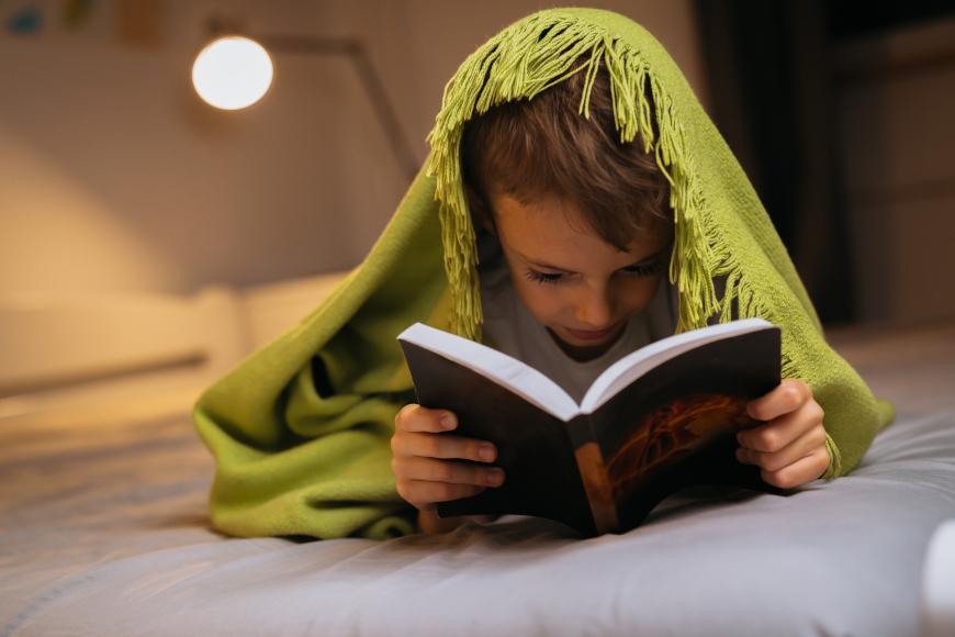 Jak zachęcić dzieci do czytania książek?