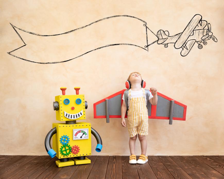 Jak rozwijać kreatywność u dzieci?