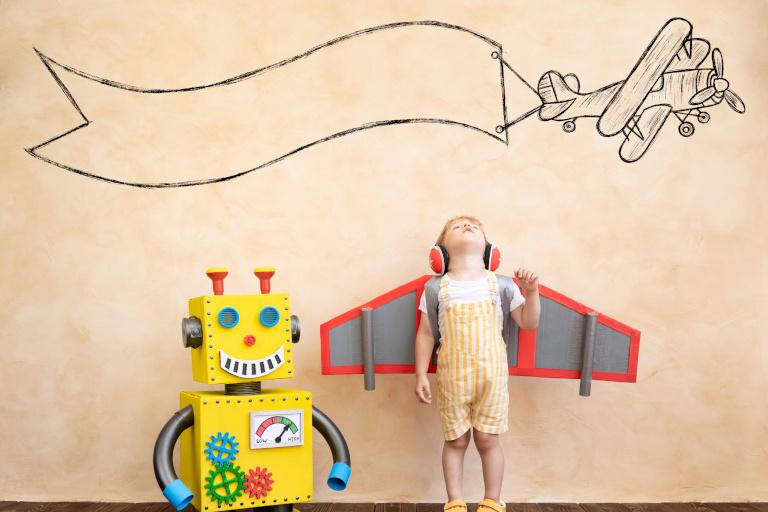 Kreatywne dziecko. Jak rozwijać tę cechę u dziecka?