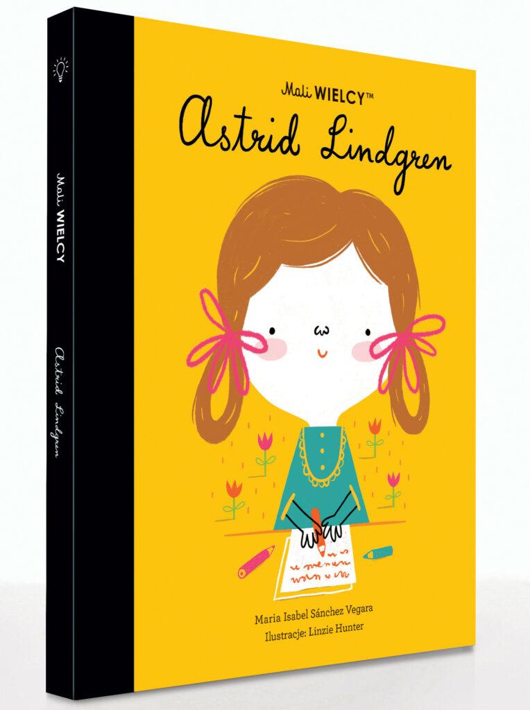 Mali WIELCY Astrid Lindgren  - Smart Books