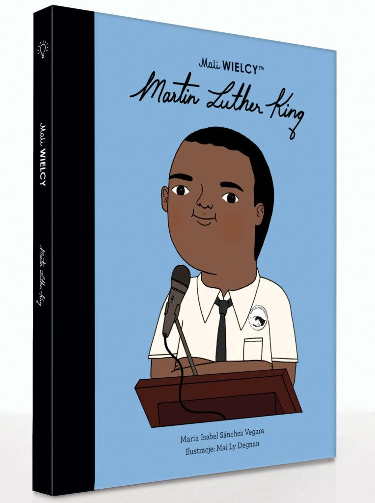 Mali WIELCY Martin Luther King  - Smart Books