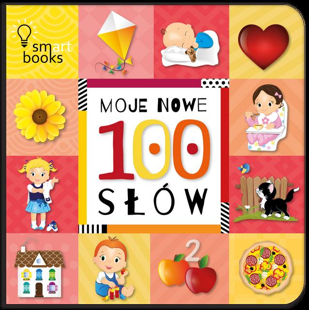 Moje nowe 100 słów- Smart Books