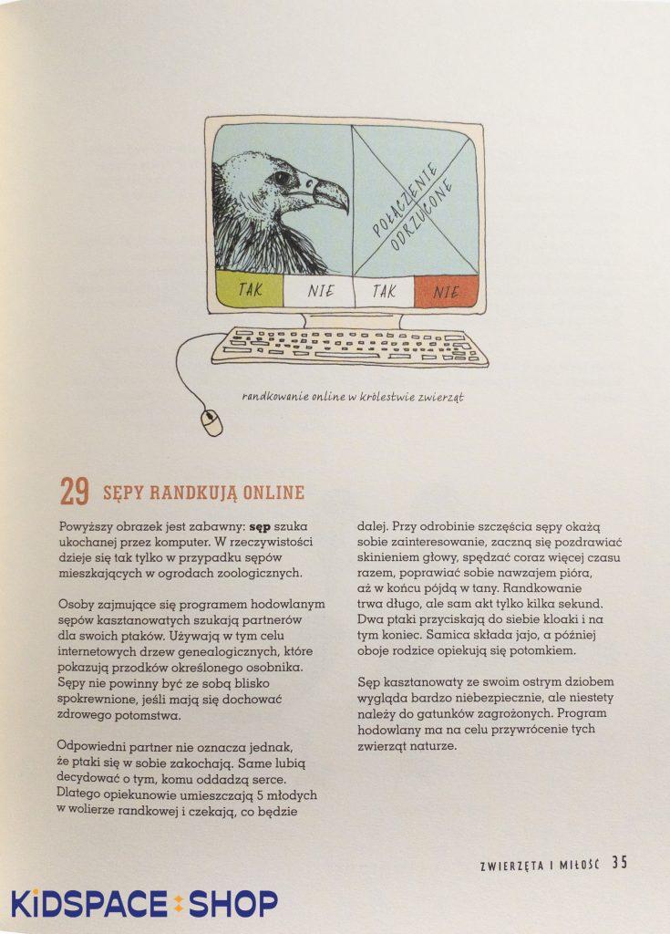 321 intrygujących faktów o zwierzętach - Nasza Księgarnia