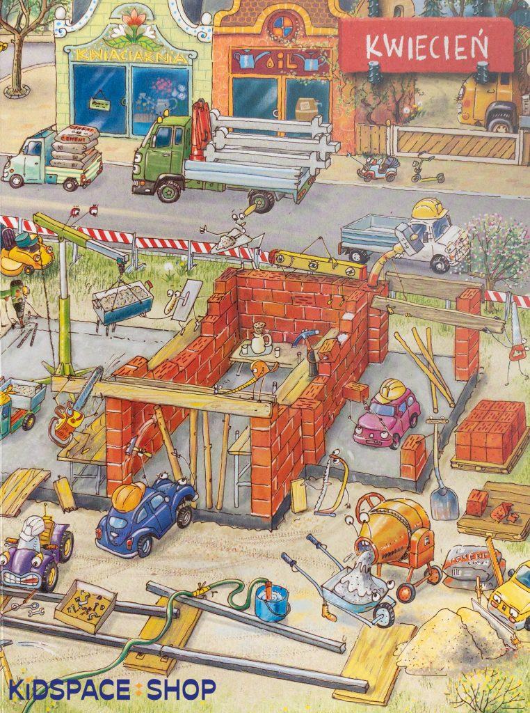 Rok na placu budowy - Nasza Księgarnia