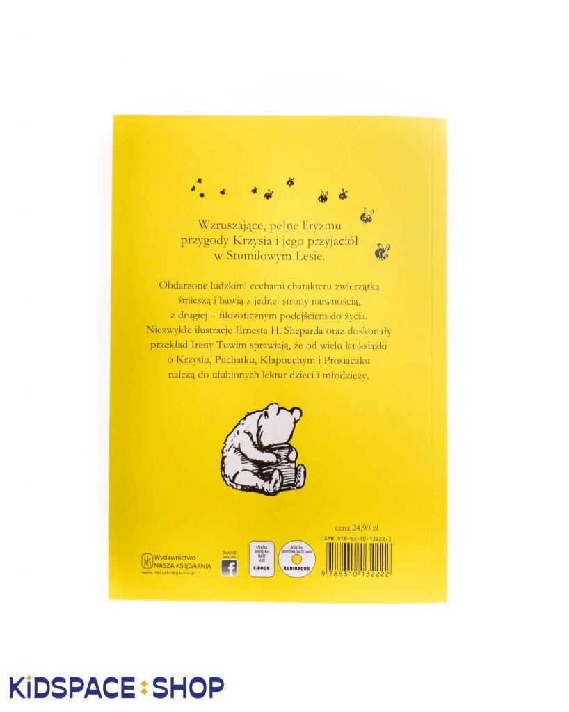 Kubuś Puchatek - Nasza Księgarnia