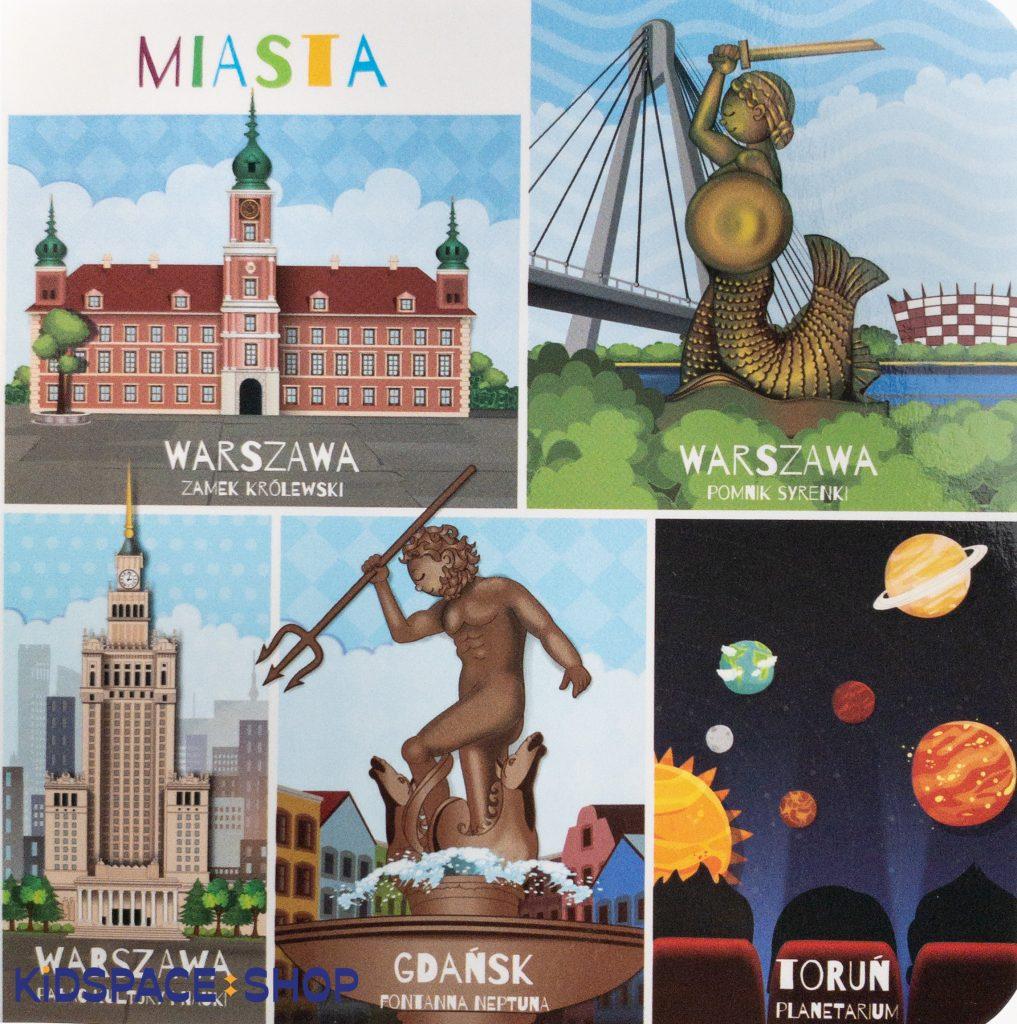 Moje pierwsze 100 słów Polska - Smart Books