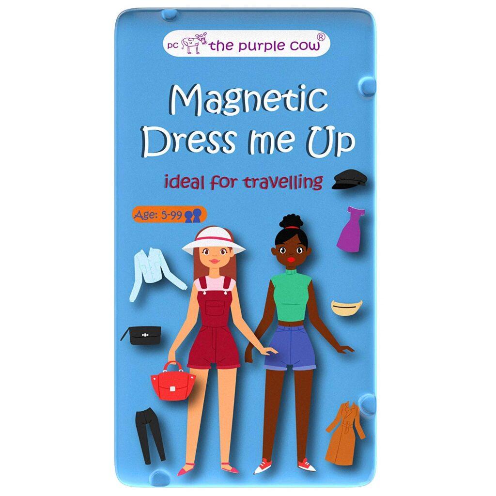 Gra magnetyczna ubieranki dla dzieci od The Purple Cow