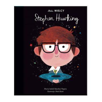 Mali WIELCY Stephen Hawking - Smart Books
