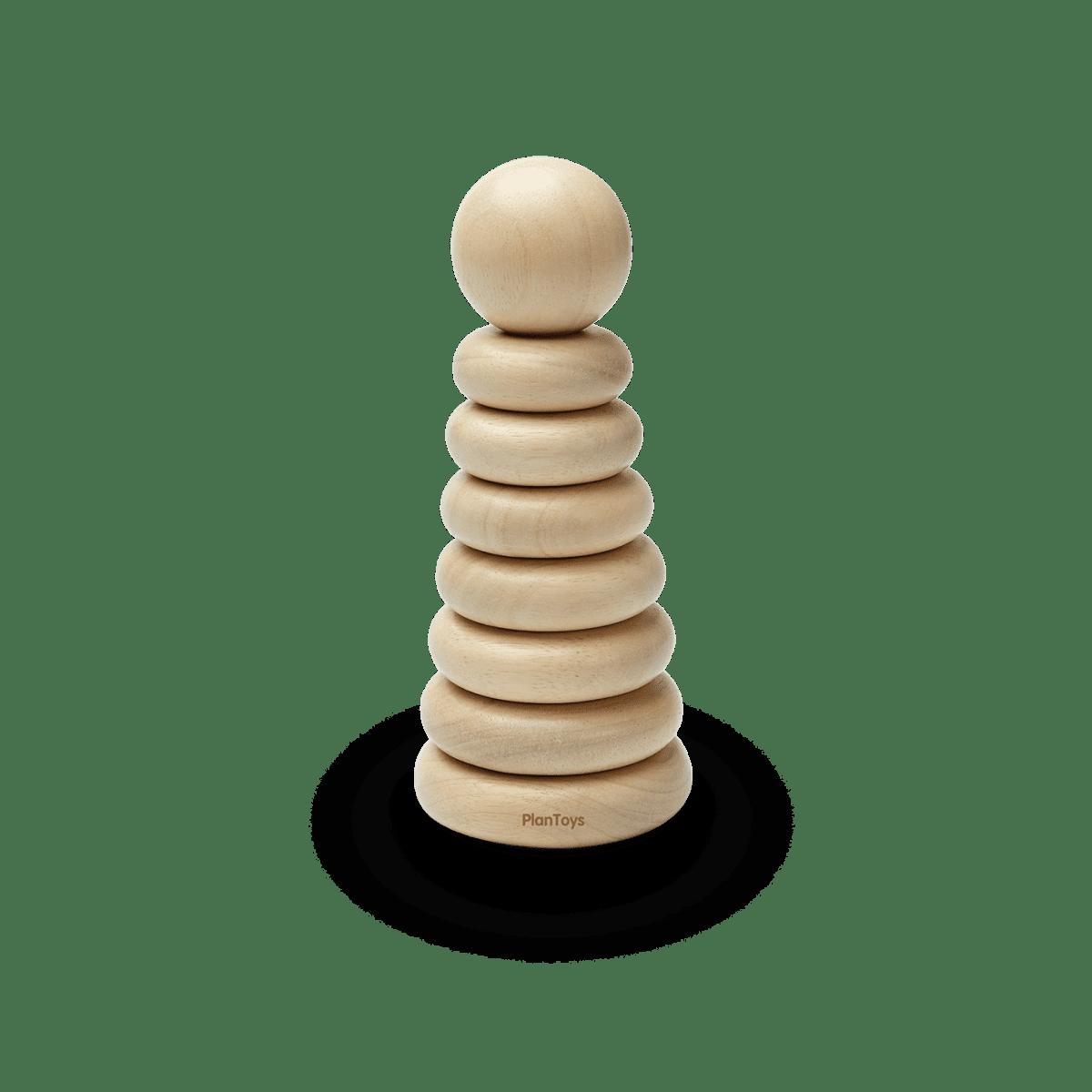 Bliżej Natury – drewniana Wieża od Plan Toys
