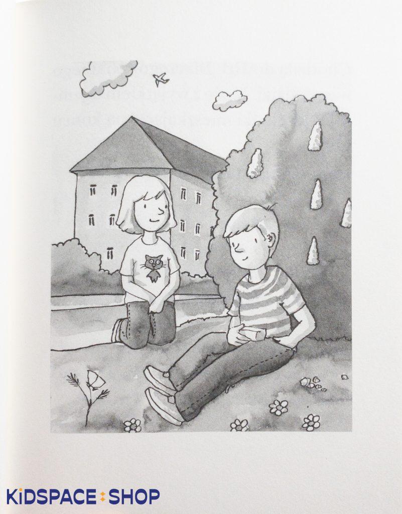 Czytam sobie. Tajemnica pewnej sąsiadki. Poziom 3 - Wydawnictwo Harper Kids
