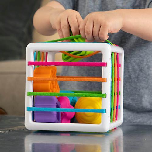 Elastyczna kostka Inny Bin, Fat Brain Toys