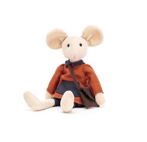 Pluszowa maskotka Mysz Pedlar 31 cm od Jellycat