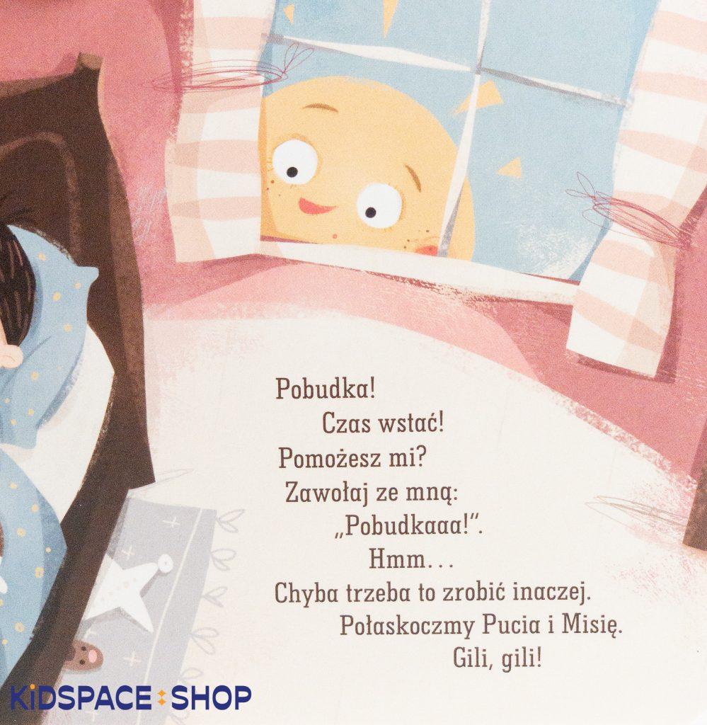 Pucio mówi dzień dobry - Nasza Księgarnia