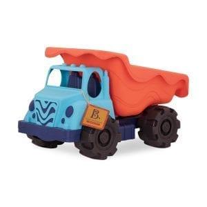 Duża ciężarówka, wywrotka w kolorze czerwonym od B.Toys