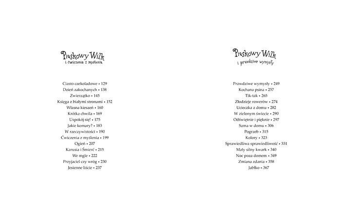 Raz, dwa, trzy, Piaskowy Wilk - wydawnictwo Zakamarki