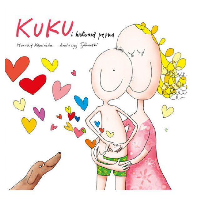 Kuku i historia pępka - wydawnictwo Mamania